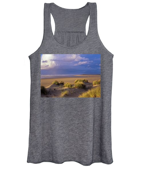 Siltcoos River Mouth Women's Tank Top