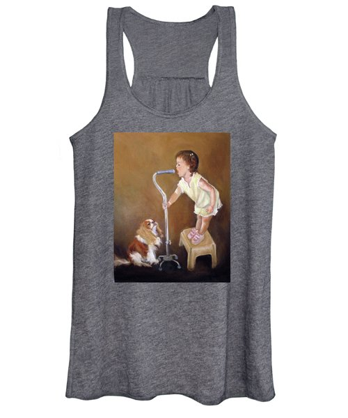 Singin In The Cane Part Two Women's Tank Top
