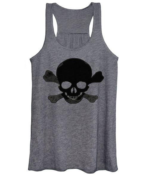 Skull Madness Women's Tank Top