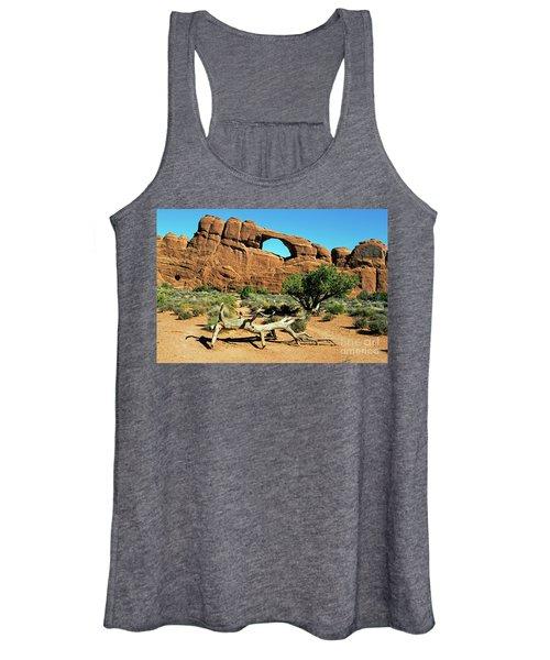 Skyline Arch Women's Tank Top