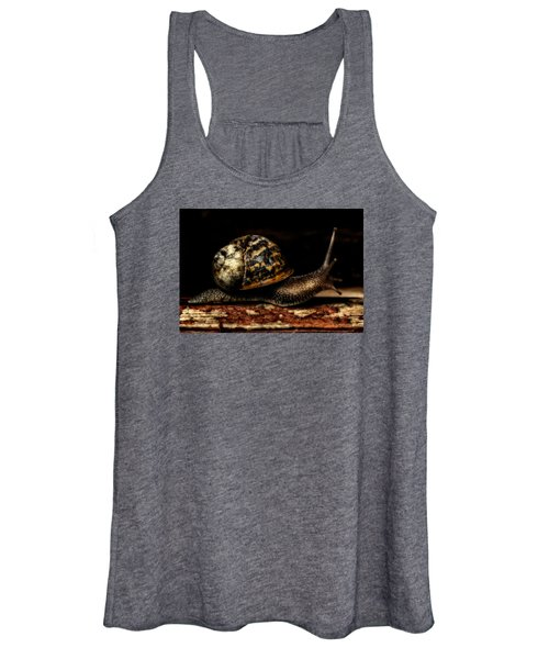 Slow Mover Women's Tank Top