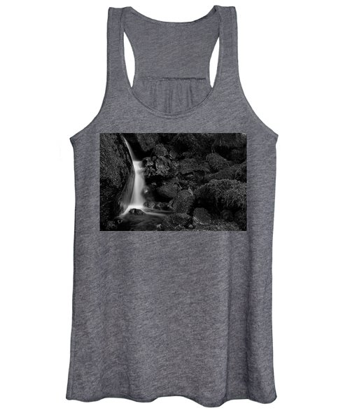 Women's Tank Top featuring the photograph Small Fall by Bob Cournoyer