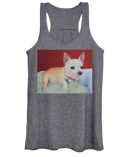 Small Package Women's Tank Top