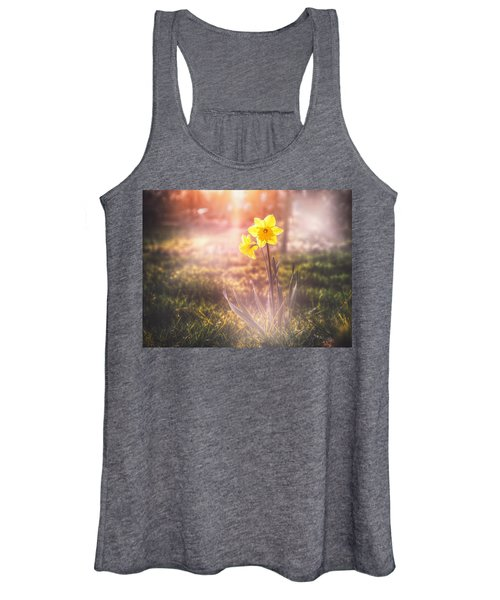 Smell Of The March 2 Women's Tank Top