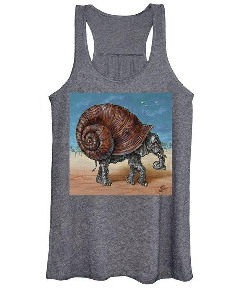 Snailephant Women's Tank Top