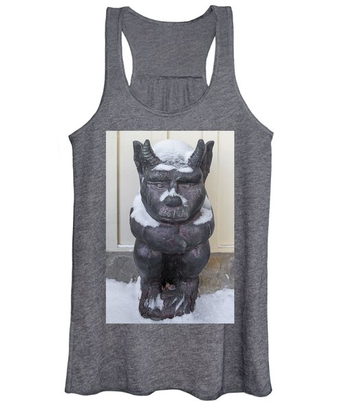 Snow Covered Chimera Women's Tank Top