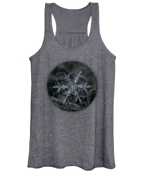 Snowflake 2 Of 19 March 2013 Women's Tank Top