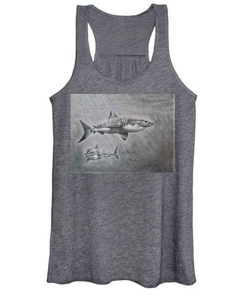 So. Cal Game Fish Women's Tank Top