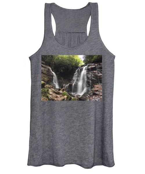 Soco Falls-landscape Version Women's Tank Top