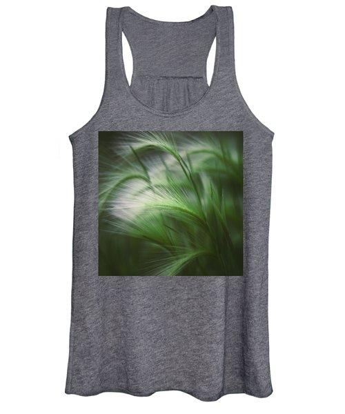 Soft Grass Women's Tank Top