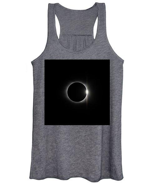 Solar Eclipse 1437 Women's Tank Top