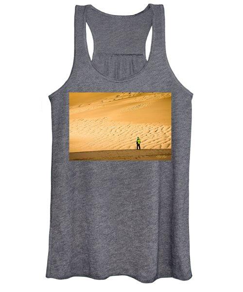 Solitude In The Dunes Women's Tank Top