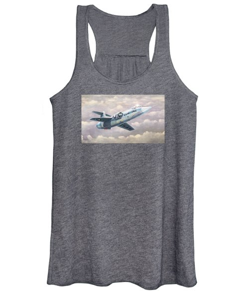Solo Starfighter Women's Tank Top