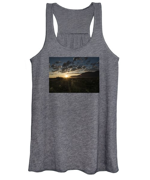 Solstice On The Slope Women's Tank Top