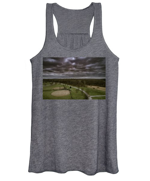 Somber Day Women's Tank Top
