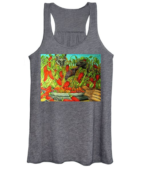 Somebodys Lucky Day Women's Tank Top