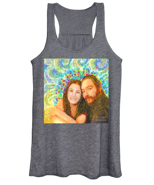 Sonia Marie And Her Sweetheart Women's Tank Top