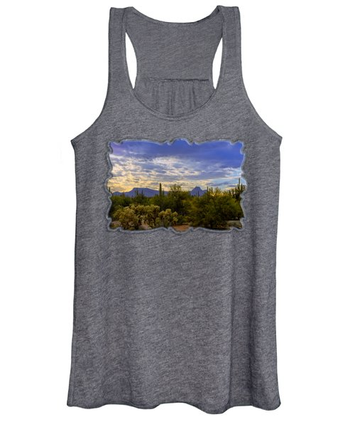 Sonoran Afternoon H07 Women's Tank Top