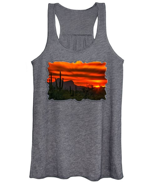 Sonoran Sunset H38 Women's Tank Top