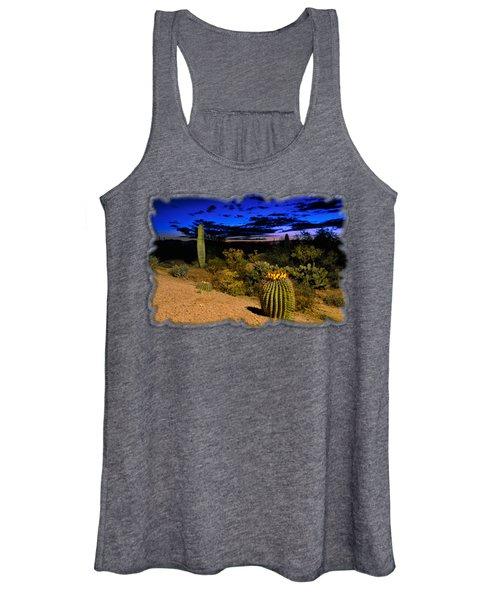 Sonoran Twilight Women's Tank Top
