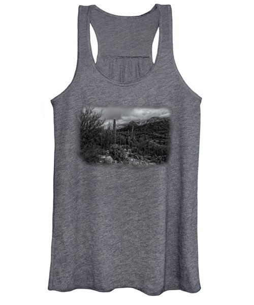 Sonoran Winter No.2 Women's Tank Top