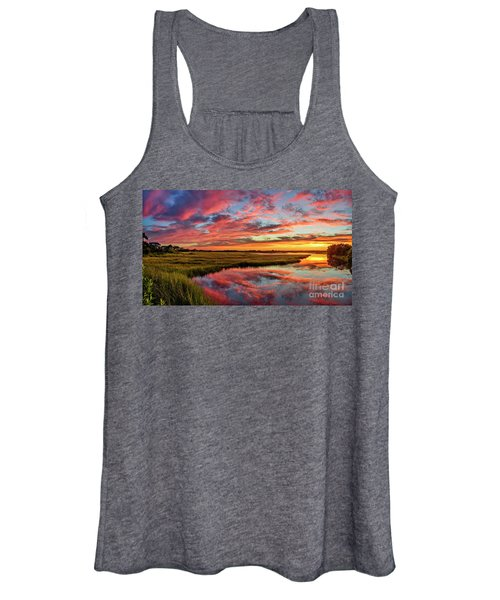 Sound Refections Women's Tank Top