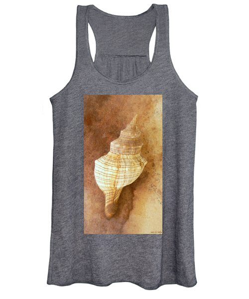 Sounds Of The Sea Women's Tank Top