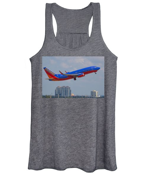 Southwest Airlines Women's Tank Top
