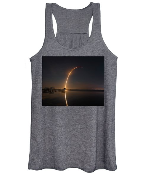 Spacex Falcon 9 Women's Tank Top