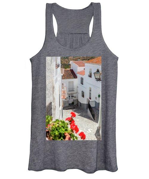 Spanish Street 3 Women's Tank Top
