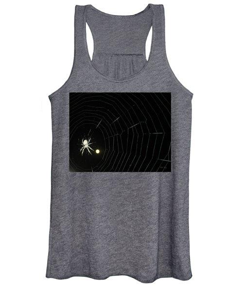 Spider Moon Women's Tank Top