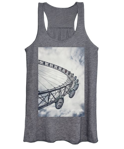 Spin Me Around Women's Tank Top