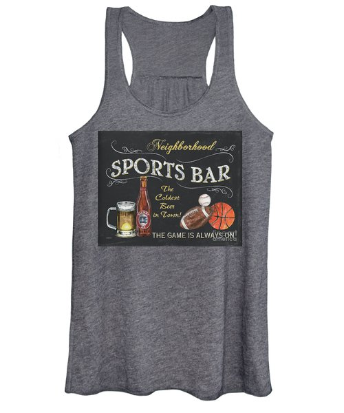 Sports Bar Women's Tank Top