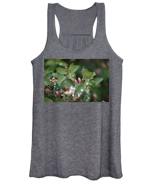 Spring Showers 5 Women's Tank Top