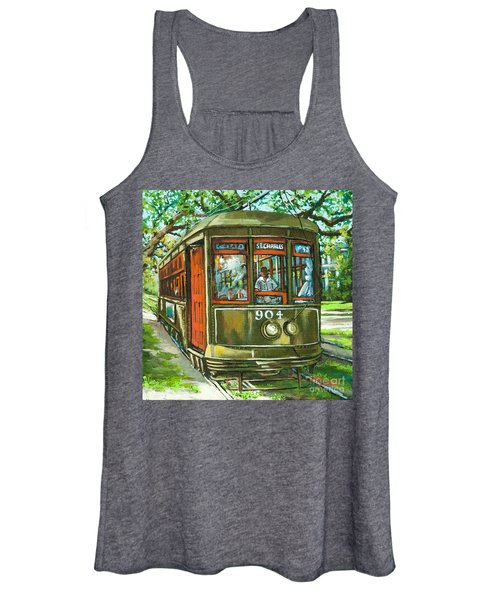 St. Charles No. 904 Women's Tank Top