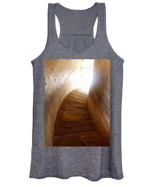 Stairway From Heaven Women's Tank Top