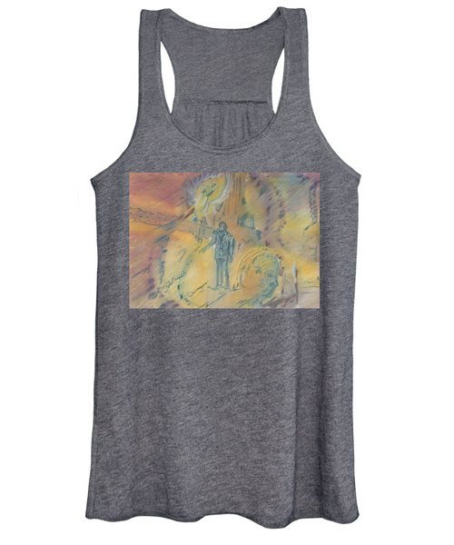 Standing At The Crossroads Women's Tank Top