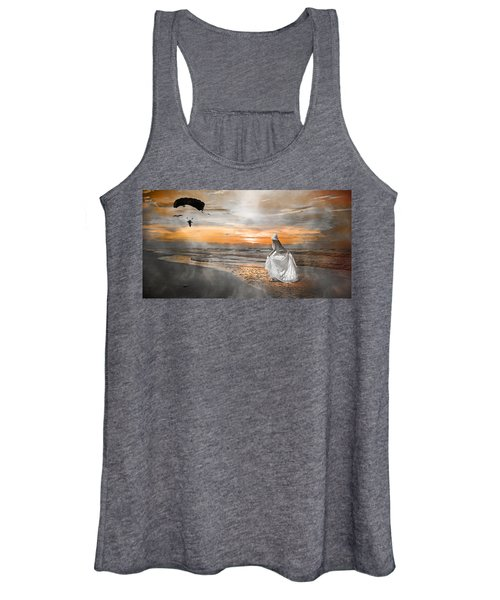 Standing By My Word Women's Tank Top