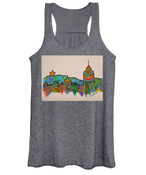 Star City Play Women's Tank Top