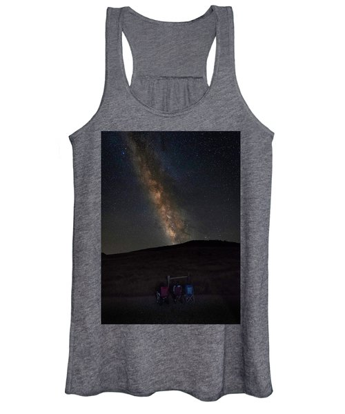 Star Gazing Women's Tank Top
