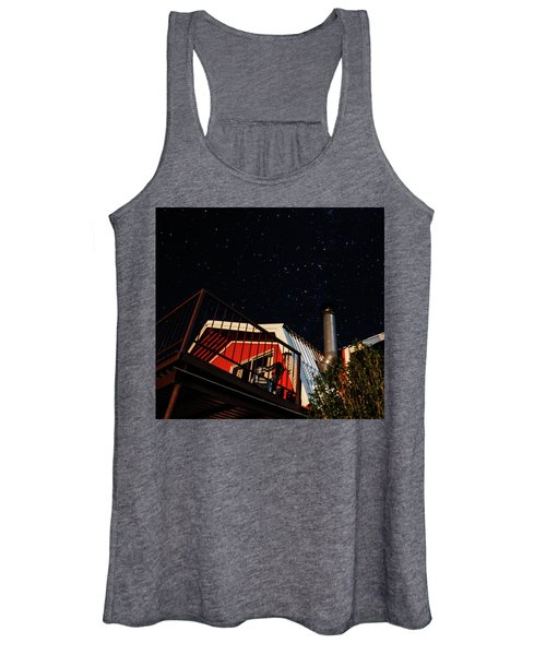 Stars Over Gila Cottage Women's Tank Top