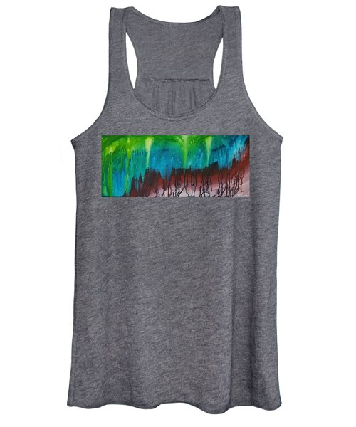 What Should I Call This Painting?  Women's Tank Top