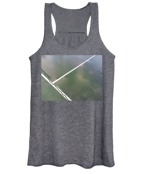 Step On A Crack... Women's Tank Top