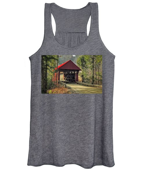 Sterling Covered Bridge Women's Tank Top