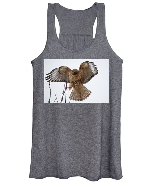 Stick The Landing Women's Tank Top
