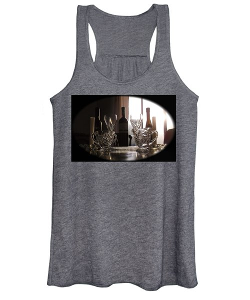 Still Life - The Crystal Elegance Experience Women's Tank Top