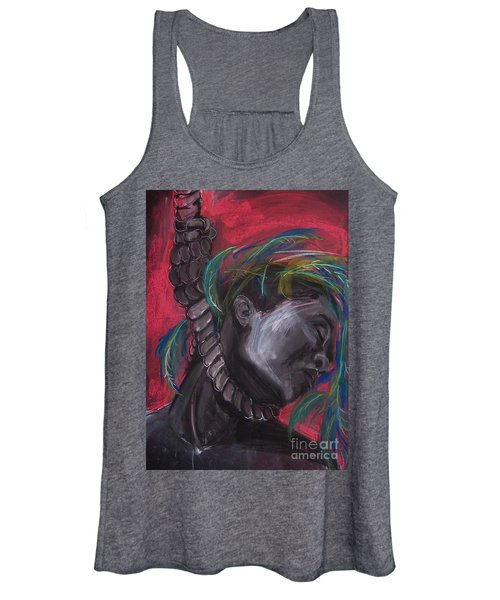 Stolen Resource Women's Tank Top