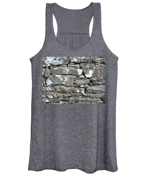 Stone Wall Detail Doolin Ireland Women's Tank Top
