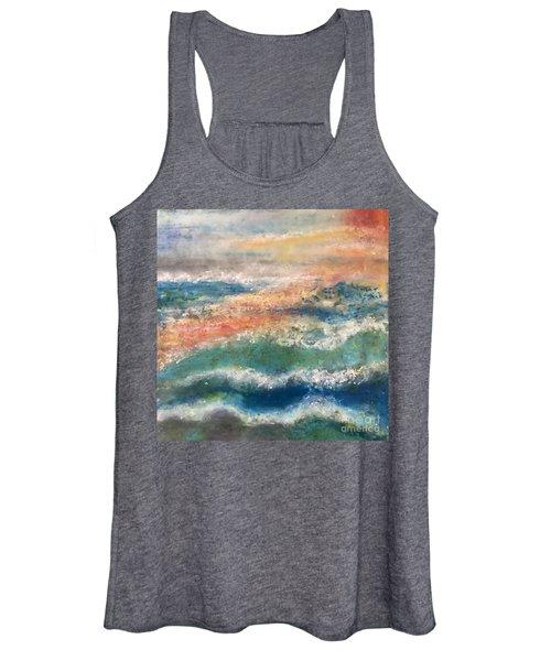 Laguna Sunset Women's Tank Top