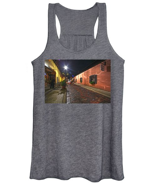 Streets Of St Augustine Women's Tank Top